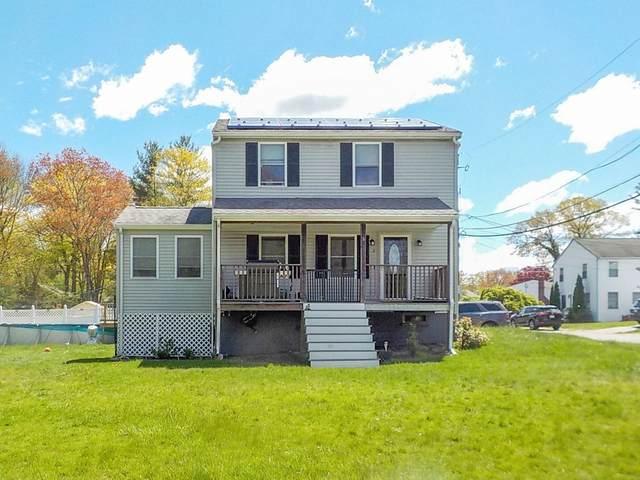 2 Len Rd, Holbrook, MA 02343 (MLS #72831975) :: Spectrum Real Estate Consultants