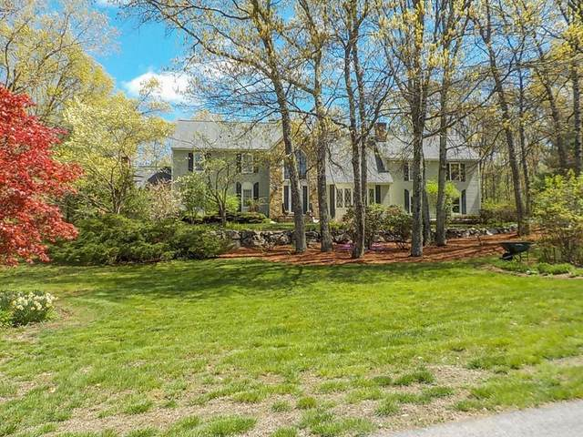 74 Stetson Dr, Marlborough, MA 01752 (MLS #72832047) :: Spectrum Real Estate Consultants