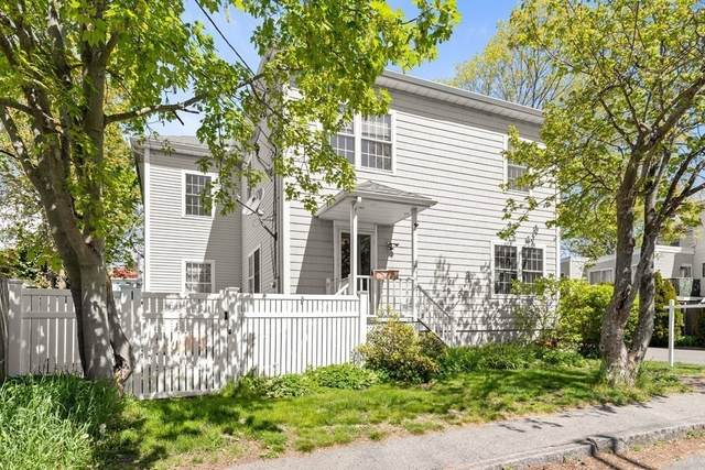 7 Mansfield Street #1, Gloucester, MA 01930 (MLS #72832058) :: Re/Max Patriot Realty