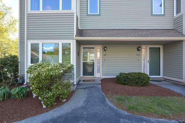 171 Weatherstone Drive #171, Worcester, MA 01604 (MLS #72832059) :: East Group, Engel & Völkers