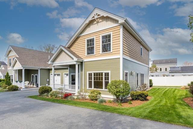 8 Emerald Way #8, Salisbury, MA 01952 (MLS #72832085) :: Re/Max Patriot Realty