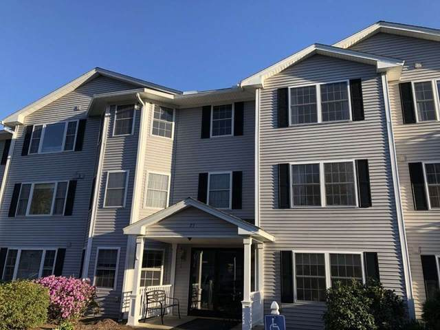 23 Greenleaves Drive #108, Amherst, MA 01002 (MLS #72832102) :: Trust Realty One