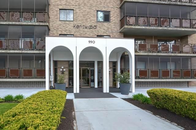 990 Massachusetts Ave #23, Arlington, MA 02476 (MLS #72832103) :: East Group, Engel & Völkers