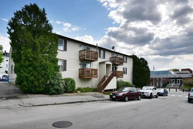 21 Home Street #4, Worcester, MA 01609 (MLS #72832118) :: revolv