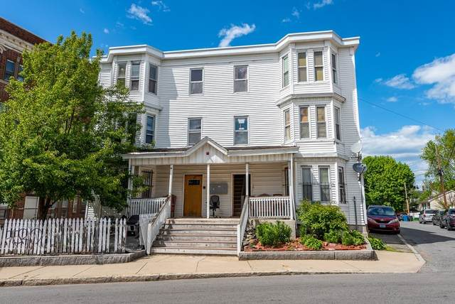45-47 Park St, Lawrence, MA 01841 (MLS #72832136) :: Re/Max Patriot Realty