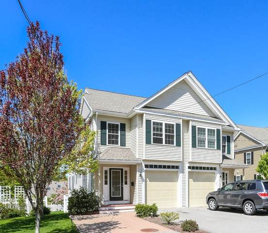 17 Dale St #17, Needham, MA 02494 (MLS #72832178) :: Team Roso-RE/MAX Vantage
