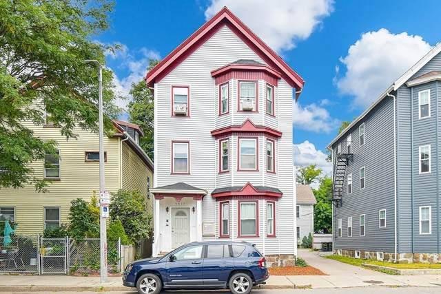 3417 Washington St., Boston, MA 02138 (MLS #72832206) :: The Gillach Group
