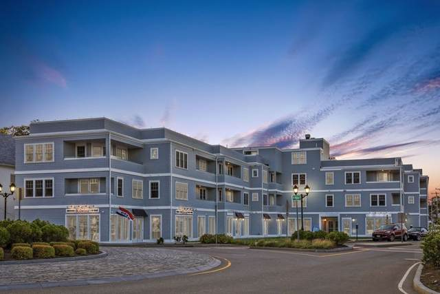 150 Water St #307, Plymouth, MA 02360 (MLS #72832242) :: revolv