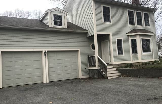 13 Tarrs Lane West #2, Rockport, MA 01966 (MLS #72832295) :: The Gillach Group