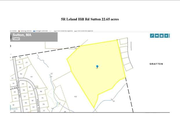 5R Leland Hill Rd, Sutton, MA 01590 (MLS #72832299) :: Spectrum Real Estate Consultants