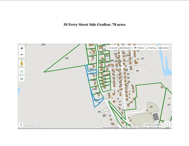 30 Ferry Street Side, Grafton, MA 01560 (MLS #72832300) :: Spectrum Real Estate Consultants