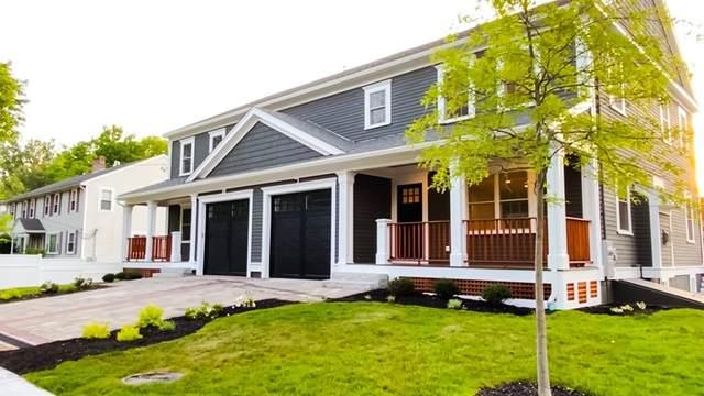 21 Beaconwood Rd ., Newton, MA 02461 (MLS #72832314) :: Trust Realty One