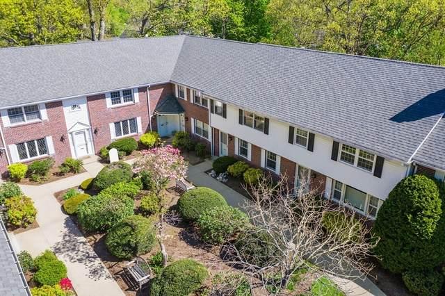 21 Westerly Street #9, Wellesley, MA 02482 (MLS #72832330) :: Welchman Real Estate Group