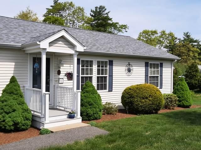1105 Pheasant Lane, Middleboro, MA 02346 (MLS #72832478) :: Charlesgate Realty Group