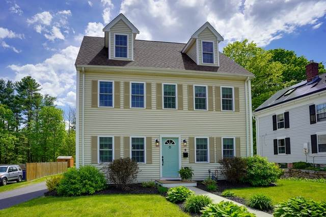 9 Milford St, Medway, MA 02053 (MLS #72832481) :: Charlesgate Realty Group