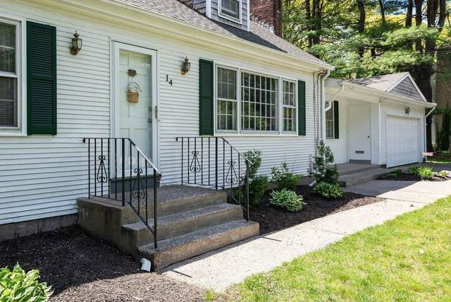 14 Rathbun Willard Drive, Attleboro, MA 02703 (MLS #72832485) :: Spectrum Real Estate Consultants