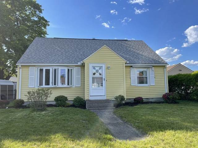 49 Eden St, Ludlow, MA 01056 (MLS #72832493) :: Spectrum Real Estate Consultants