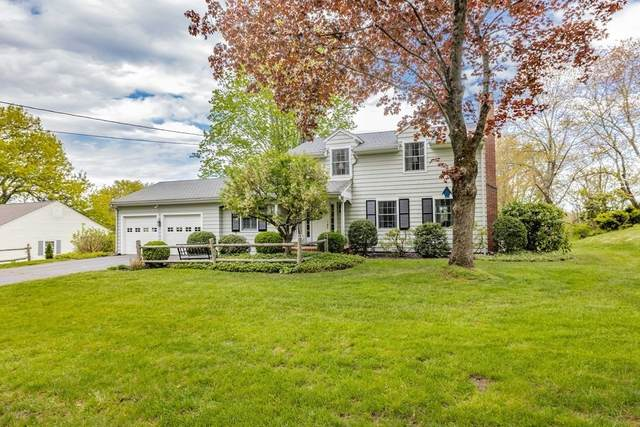 1800 Hill Street, Suffield, CT 06078 (MLS #72832495) :: Spectrum Real Estate Consultants
