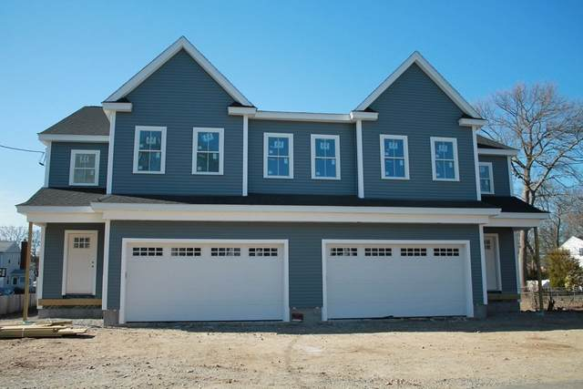 8 Dale St #1, Woburn, MA 01801 (MLS #72832522) :: Spectrum Real Estate Consultants
