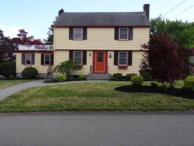 121 Foley Avenue, Somerset, MA 02726 (MLS #72832531) :: Re/Max Patriot Realty