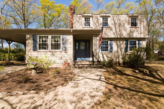 138 Stonehaven Road, Fall River, MA 02723 (MLS #72832537) :: Re/Max Patriot Realty