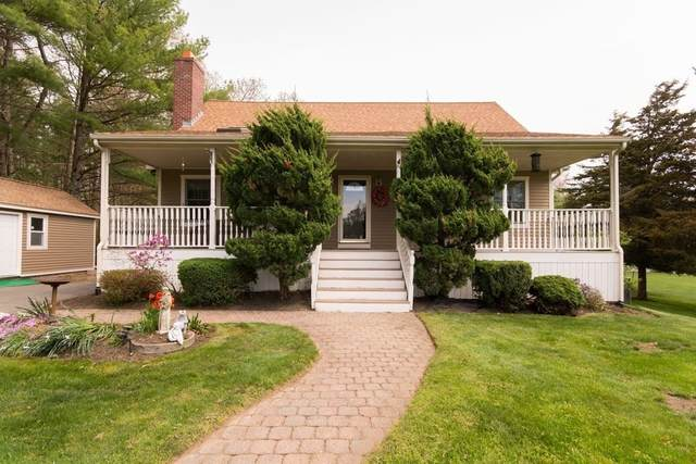 90 Millers Drive, Dartmouth, MA 02747 (MLS #72832538) :: Re/Max Patriot Realty