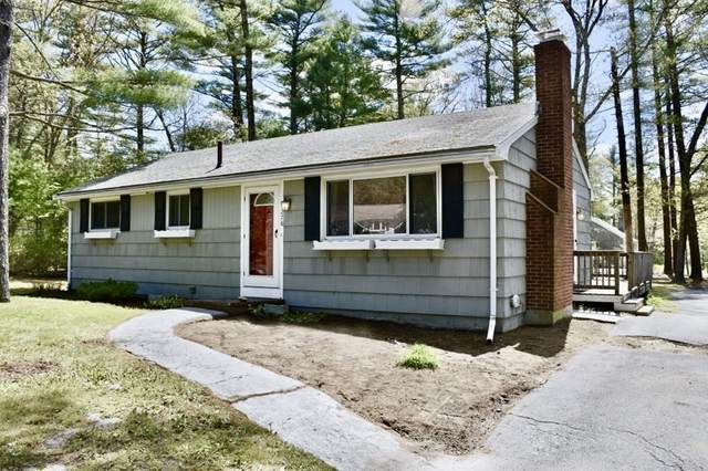 278 Carver Rd, Plymouth, MA 02360 (MLS #72832555) :: Cape Cod and Islands Beach Properties