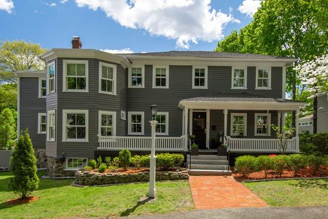 44 Glen Road, Winchester, MA 01890 (MLS #72832591) :: EXIT Cape Realty