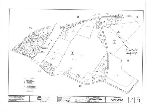 72 Millbury Road, Oxford, MA 01540 (MLS #72832849) :: Cape Cod and Islands Beach Properties