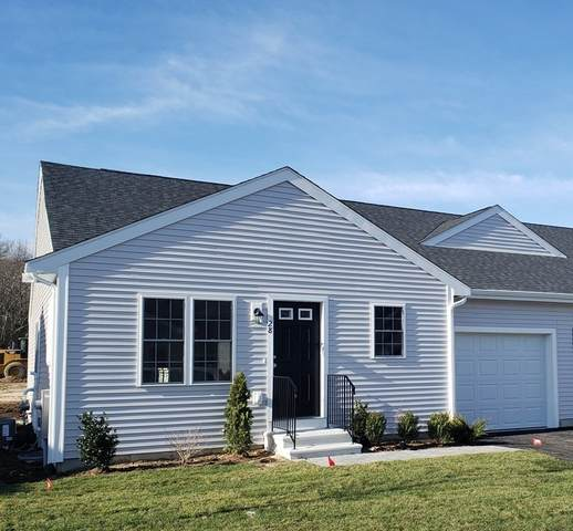 52 Blissful Meadow Dr. Aka Unit 19, Plymouth, MA 02360 (MLS #72832880) :: Cape Cod and Islands Beach Properties