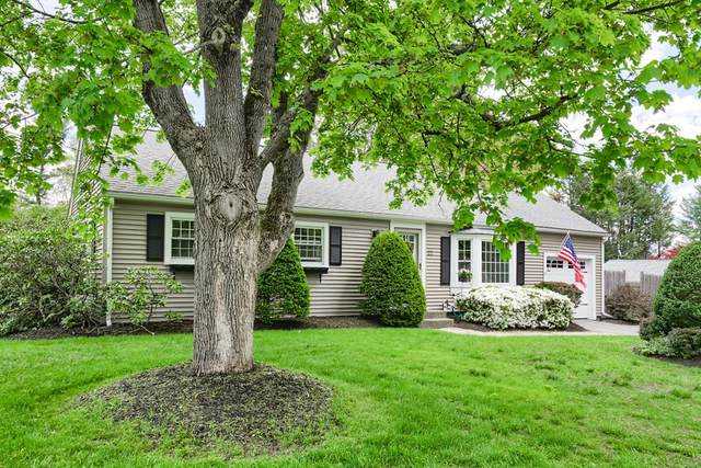 22 Donald Ave, Holden, MA 01520 (MLS #72832894) :: EXIT Cape Realty