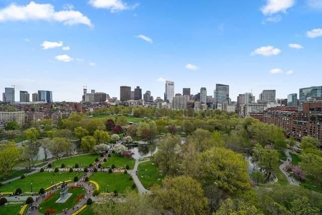 2 Commonwealth Avenue Ph2 & 16E, Boston, MA 02116 (MLS #72832903) :: EXIT Cape Realty