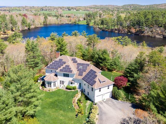 173R Old Sandwich, Plymouth, MA 02360 (MLS #72832918) :: Cape Cod and Islands Beach Properties