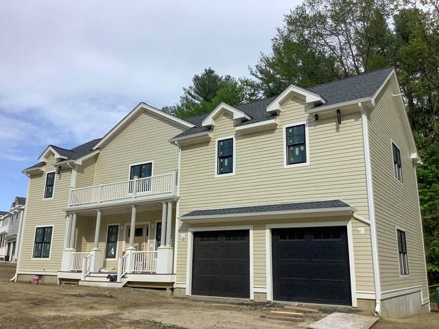 168 River Road East (Lot 16), Hudson, MA 01749 (MLS #72832928) :: The Duffy Home Selling Team