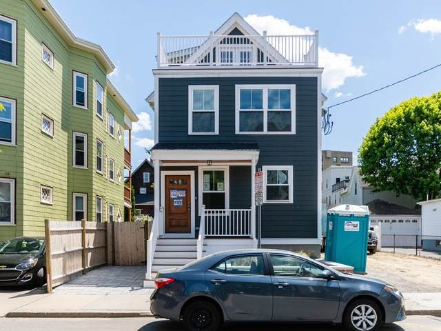14 Farragut Ave #1, Somerville, MA 02144 (MLS #72832930) :: EXIT Cape Realty