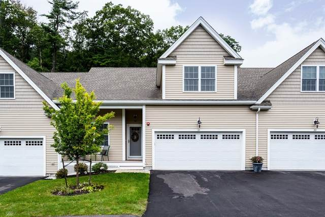35 Tuscany Drive #35, Franklin, MA 02038 (MLS #72832936) :: EXIT Cape Realty