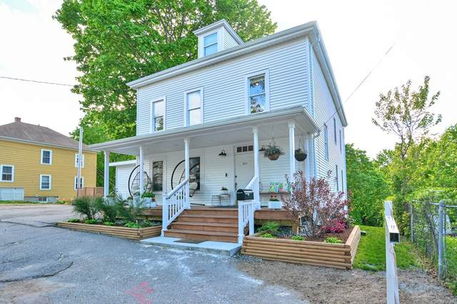 164 West St, Clinton, MA 01510 (MLS #72832945) :: EXIT Cape Realty