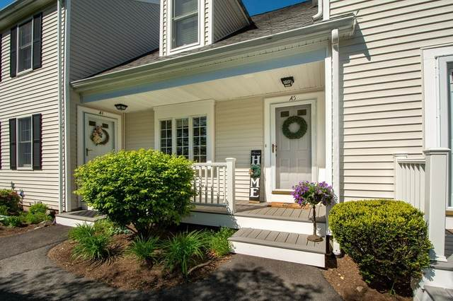 547 Washington St A5, Pembroke, MA 02359 (MLS #72833113) :: Cape Cod and Islands Beach Properties