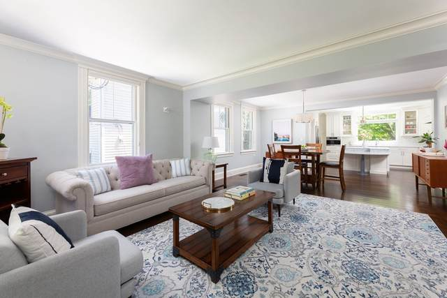 26 Knowles St #26, Newton, MA 02459 (MLS #72833267) :: Trust Realty One