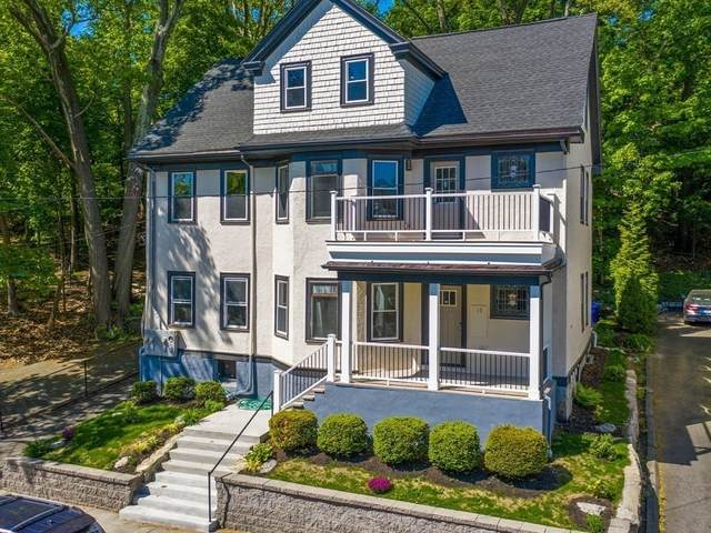 17 Circuit Ave #2, Newton, MA 02461 (MLS #72833280) :: Trust Realty One