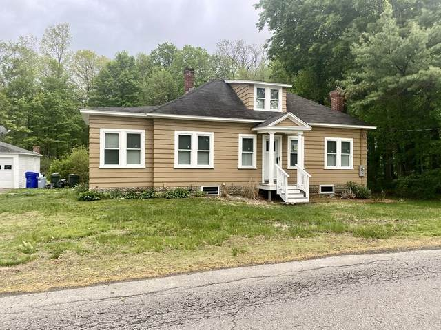 181 Center Rd, Shirley, MA 01464 (MLS #72833483) :: Trust Realty One