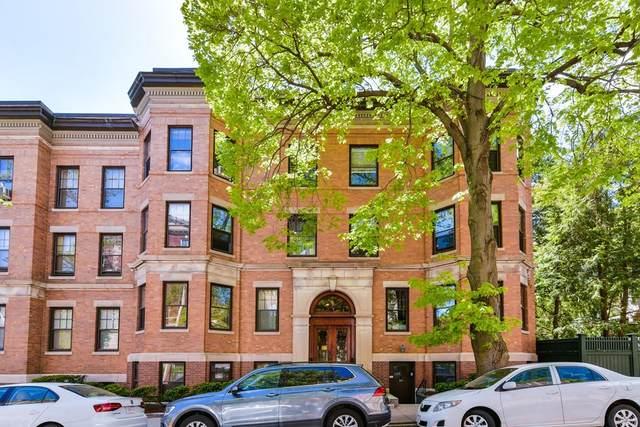 9 Washington Avenue #1, Cambridge, MA 02140 (MLS #72833512) :: Trust Realty One