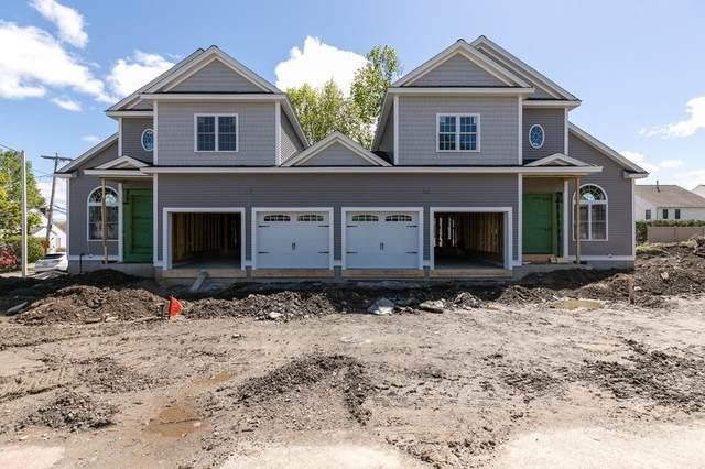 6 Kiara Drive Lot 8L, Worcester, MA 01604 (MLS #72833513) :: Trust Realty One