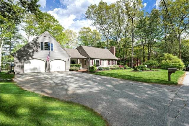10 G & S Drive, Dudley, MA 01571 (MLS #72833758) :: Anytime Realty