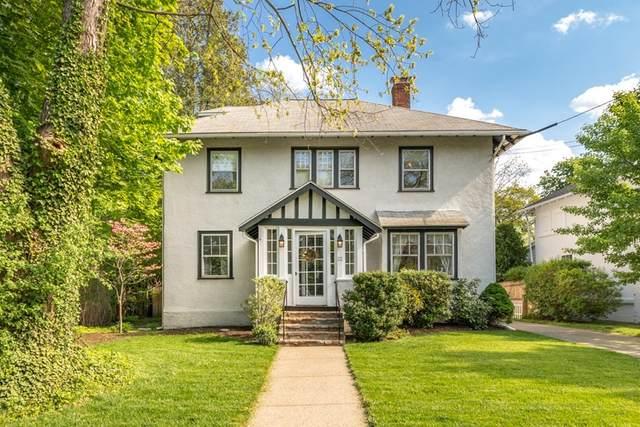 22 Hollis St, Milton, MA 02186 (MLS #72833769) :: Chart House Realtors
