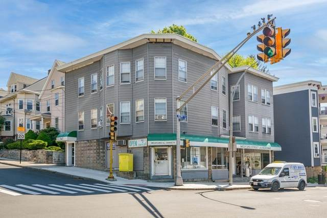 433 Medford St, Somerville, MA 02145 (MLS #72833850) :: Trust Realty One