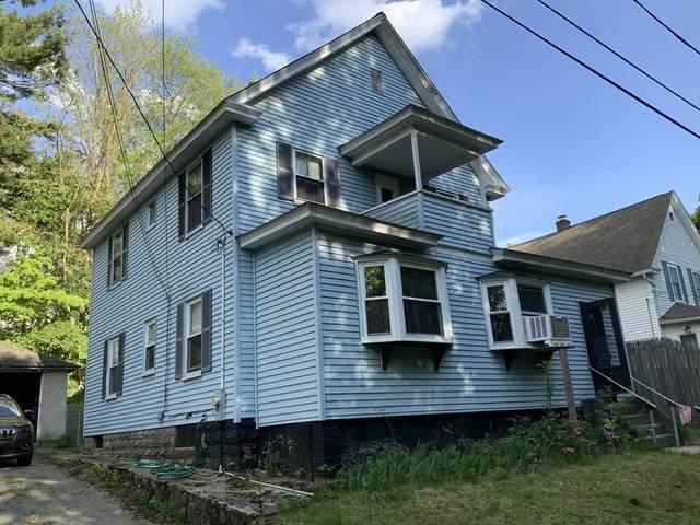 6 Tilbury St, Worcester, MA 01603 (MLS #72833873) :: Spectrum Real Estate Consultants