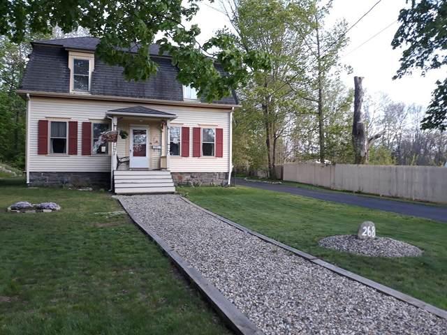 268 Winthrop Street, Taunton, MA 02780 (MLS #72833930) :: The Duffy Home Selling Team
