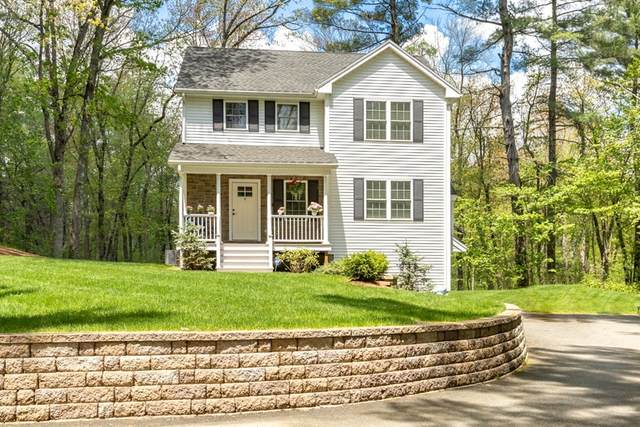 9 Brentwood Road, North Reading, MA 01864 (MLS #72834067) :: Dot Collection at Access
