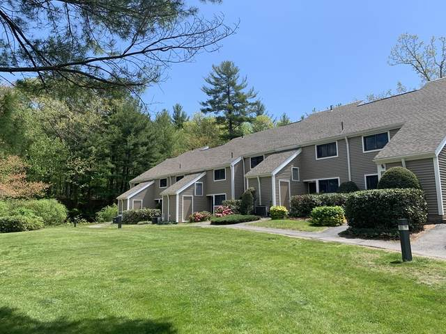 318 Sterling E-9, West Boylston, MA 01583 (MLS #72834144) :: The Duffy Home Selling Team
